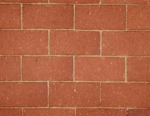 Burgundy Paver - Paving brick