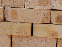 Dapple Travertine - Semi Face Brick