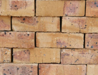 Gold Satin - Semi Face Brick