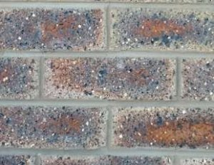 Multiblue Brick Tile