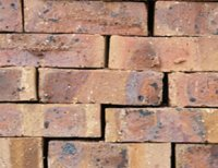 Rhodium Satin - Semi Face Brick